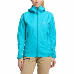 Haglöfs L.I.M PROOF Multi Jacket Women Maui Blue Image 2