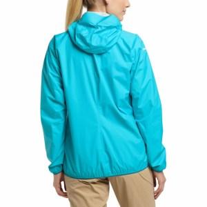 Haglöfs L.I.M PROOF Multi Jacket Women Maui Blue Image 3