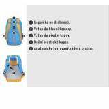 Husky SWEETY NEW 6L modrá Image 3