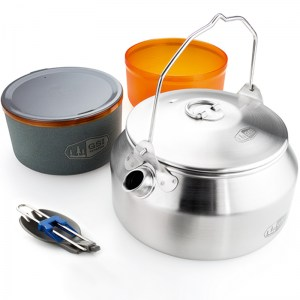 GSI Outdoors Glacier Stainless Ketalist Image 0