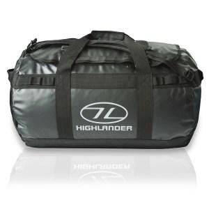 Highlander Duffle Bag Lomond 65L černý Image 1