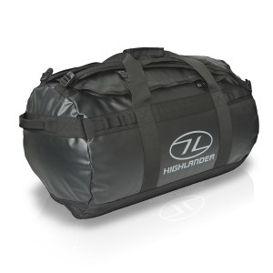 Highlander Duffle Bag Lomond 65L černý Image 0