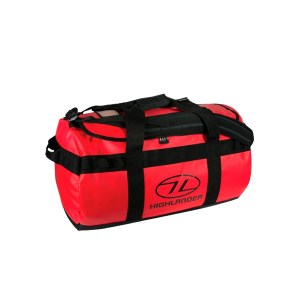 Highlander Duffle Bag Lomond 65L červený Image 0
