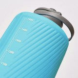 Hydrapak Flux Bottle 1l  Malibu Blue Image 4