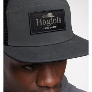 Haglöfs Trucker tmavě šedá Image 3