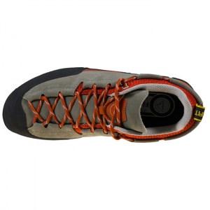 La Sportiva Boulder X clay/saffron Image 1
