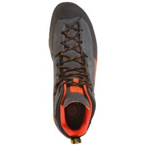 La Sportiva Boulder X MID GTX Carbon/Flame Image 2
