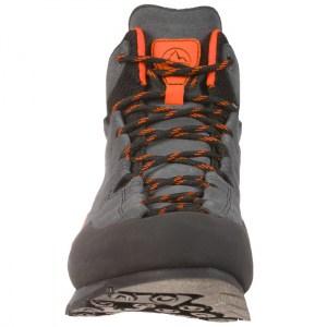 La Sportiva Boulder X MID GTX Carbon/Flame Image 4