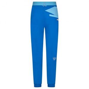La Sportiva Mantra Pant Women Neptune/Pacific blue Image 1
