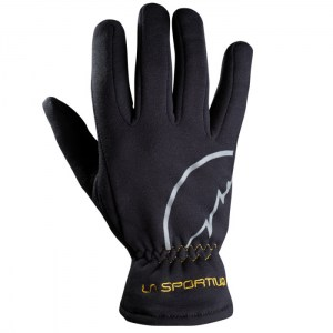 La Sportiva Stretch Glove black/yellow Image 0