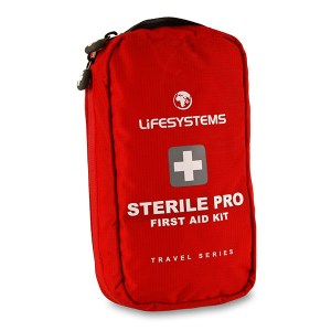 Lifesystems Sterile Pro First Aid Kit Image 0