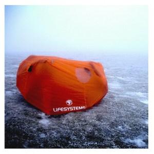 Lifesystems Survival Shelter pro 4 - 6 osob Image 1