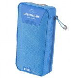 Lifeventure SoftFibre Trek Towel Blue Image 0