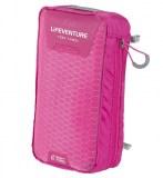 Lifeventure SoftFibre Trek Towel Pink Image 0