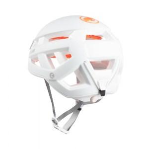 Mammut Crag Sender Helmet White Image 1
