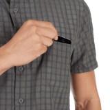 Mammut Lenni Shirt Men titanium Image 2