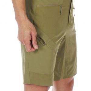 Mammut Sertig Shorts Men olive Image 3