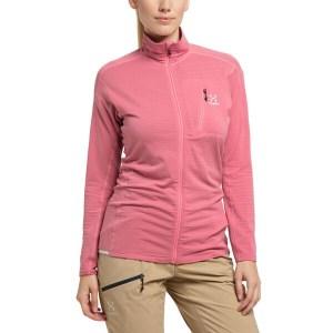 Haglöfs L.I.M Mid Jacket Women Tulip Pink Image 1