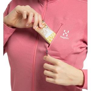 Haglöfs L.I.M Mid Jacket Women Tulip Pink Image 4