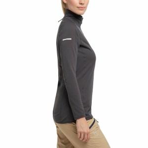 Haglöfs L.I.M Mid Jacket Women Magnetite Image 4
