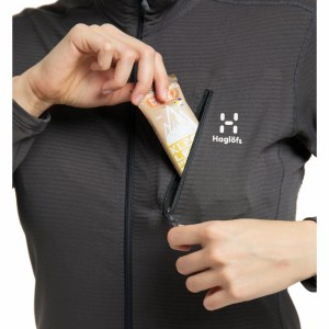 Haglöfs L.I.M Mid Jacket Women Magnetite Image 5