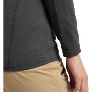 Haglöfs L.I.M Mid Jacket Women Magnetite Image 8