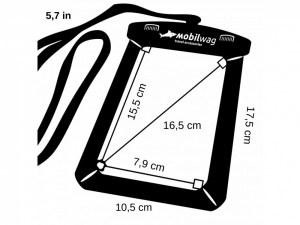 Mobilwag Univerzální vodotěsný obal na mobil Image 2