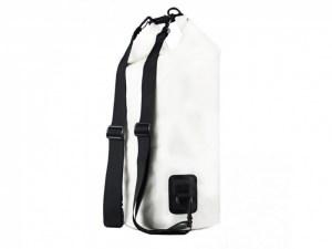Vodotěsný mobilwag s popruhy bílá Image 1