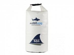 Vodotěsný mobilwag s popruhy bílá Image 0