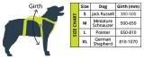 Mountain Paws Dog Harness Modrý Image 1