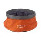 Mountain Paws Dog Water Bowl 170 mm| Oranžová Image 0