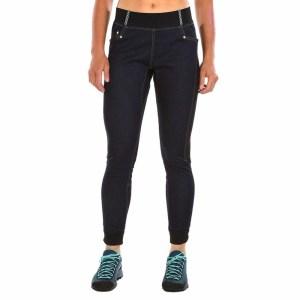 La Sportiva Mescalita Pant Women Jeans/Black Image 2