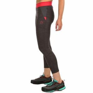 La Sportiva Brind Pant Women Carbon Image 3
