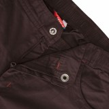 OCUN Drago Pants Men Chocolate Image 3