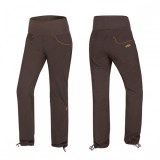 Ocun Noya Pants Women brown/yellow Image 0