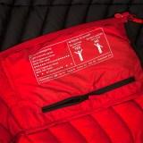 Ocun Tsunami Down Jacket Men black red Image 4