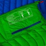 Ocun Tsunami Down Jacket Men blue green Image 4