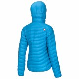 Ocun Tsunami Down Jacket Women blue yellow Image 1