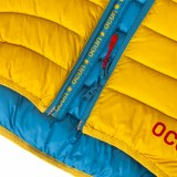 Ocun Tsunami Down Jacket Women blue yellow Image 4