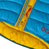 Ocun Tsunami Down Jacket Women blue yellow Image 5