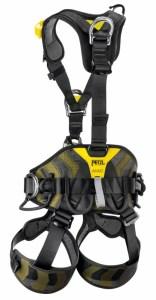 Petzl Avao Bod Fast (European version) black/yellow Image 1