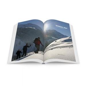 Skialpinistický průvodce Kitzbühel: Skitourenführer Kitzbüheler Alpen +  GPS souřadnice Image 1