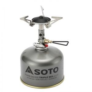 Soto Micro Regulator Stove Image 0