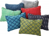 Thermarest Compressible Pillow Blue Heather Image 2