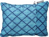 Thermarest Compressible Pillow Blue Heather Image 0