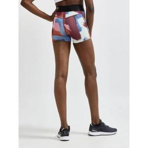 Kalhoty CRAFT Core Essence Hot modrá s oranžovou Image 1