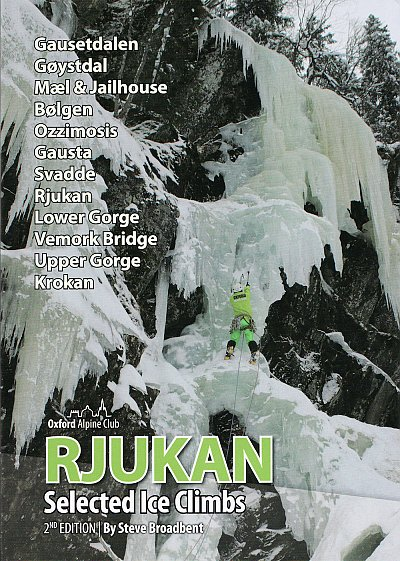Rjukan: Selected Ice Climbs 2020
