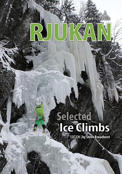 Rjukan: Selected Ice Climbs