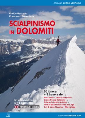 Skialpinismus v Dolomitech