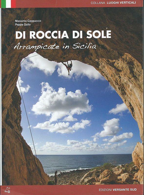 Roccia di Solle - Climbing in Sicily italská verze